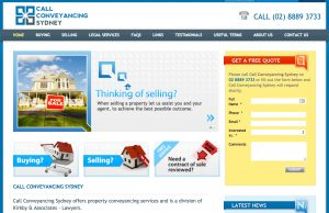 Call Conveyancing Sydney Macquarie Park