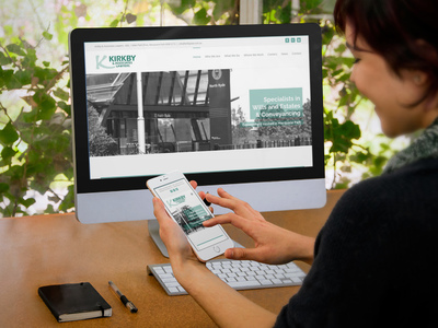 Kirkby Lawyers Launch new Website Macquarie Park